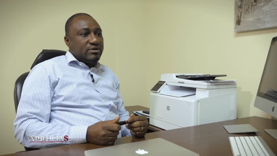 AMBITIONS Saison 1 - Yves Kabongo en streaming   TV5MONDE Afrique